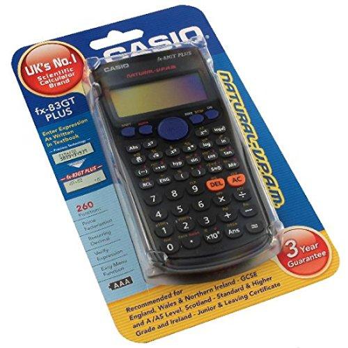 [해외]Casio Fx-83gtplus Scientific Calculator / Casio Fx-83gtplus Scientific Calculator