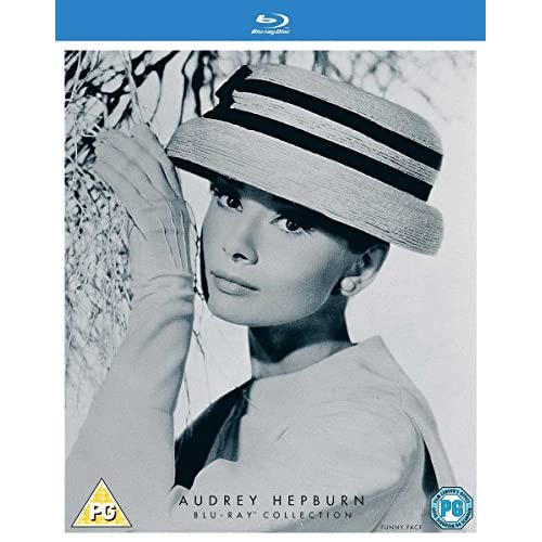 Audrey Hepburn Collection [Blu-ray]