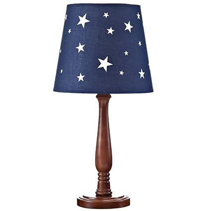Amazon.com: C.K.H. American Retro Table Lamp Children\'s Bedroom ...