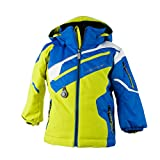 Obermeyer Boy`s Indy Jacket, Blue, Size 3