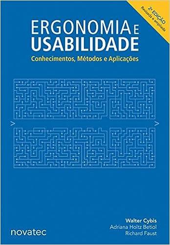 livro ergonomia e usabilidade