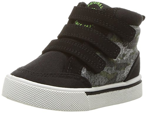 (OshKosh B'Gosh Boys' Phoenix Sneaker, camo, 10 M US)