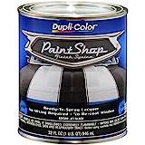 Dupli-Color BSP200 Jet Black Single Paint Shop Finish System