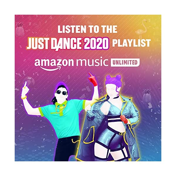 Just Dance 2020 - Nintendo Switch Standard Edition 7