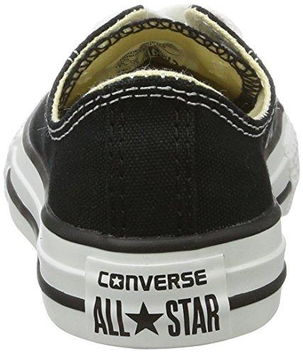Converse Mens Mandrin Taylor Maigre Boeuf Chaussures De Basket Noir