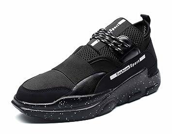 Hombres Respirable Hola Arriba Zapatillas Otoño 2017 Nuevo Moda Casual Skateboard Zapatos: Amazon.es: Deportes y aire libre