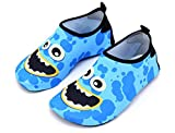 Adorllya Toddler Baby Water Shoes Barefoot Aqua Socks Swim Shoes for Kids Boys Girls Beach Pool