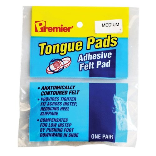 Premier Tongue Pads Medium