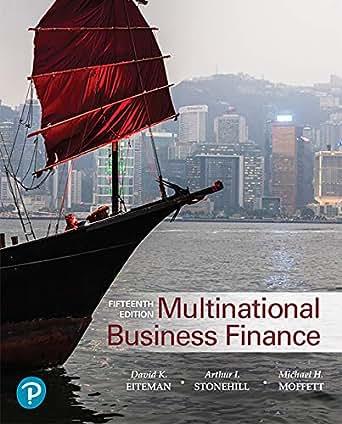 custom multinational business finance ebook author eiteman