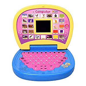 Jiada Kids Laptop, LED Display,...