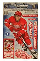 Dylan Larkin Detroit Red Wings NFL 16'' Teammate Fathead Wall Decal
