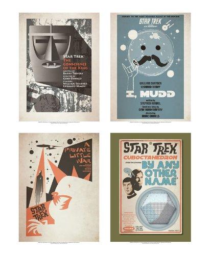 Star Trek - The Original Series Posters - Set 16 Toy Zany