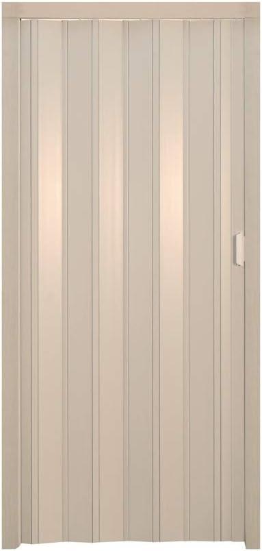 PORTE A SOFFIETTO PVC 82X210 BIANCO (085772)