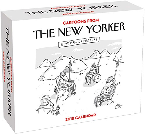 Cartoons From The New Yorker 2018 Day To Day Calendar
