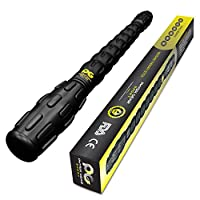 Muscle Roller Stick Pro, The Best Self Massage Tool, Relieve Sore Muscles, Cramps, Back Tightness, Trigger Points Pain, Myofascial Physical Therapy, Legs Recovery, Knots & Calf Soreness, Free E-Book