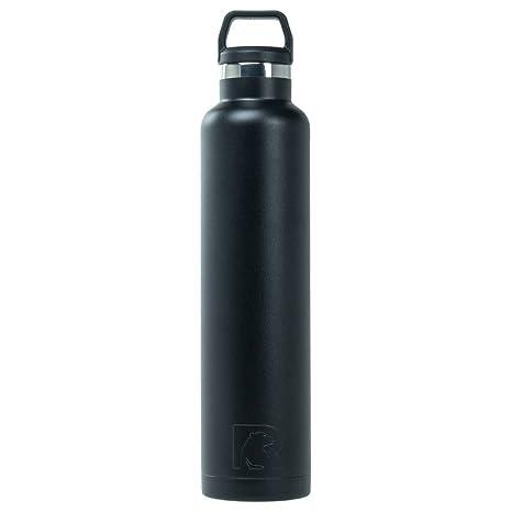 5ad0e1d46d Amazon.com: 26oz Water Bottle, Charcoal, Matte: Kitchen & Dining