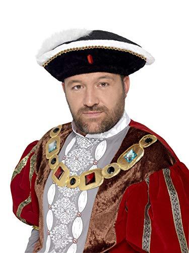 (Smiffys Henry VIII Hat)