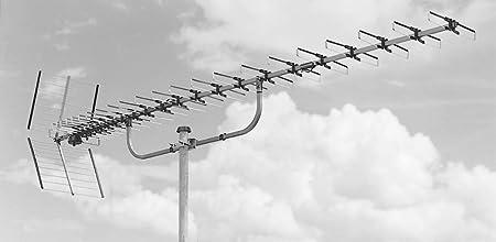 Kathrein AOS 32 - Antena (UHF, Plata): Amazon.es: Electrónica