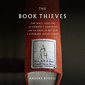 The Book Thieves Audiobook