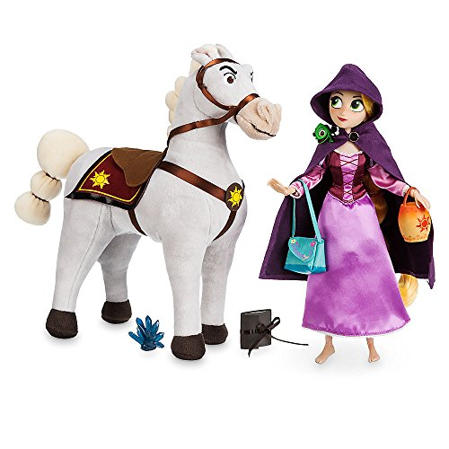 Disney Rapunzel and Maximus Adventure - Collectible Disney Dolls