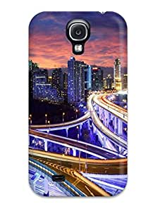 Awesome Design Hong Kong Hard Case Cover For Galaxy S4