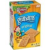 Keebler Grahams Crackers, Original (Pack of 36)