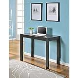 Mainstays ( Espresso ) Parsons Desk with Drawer Stylish Designer Look
