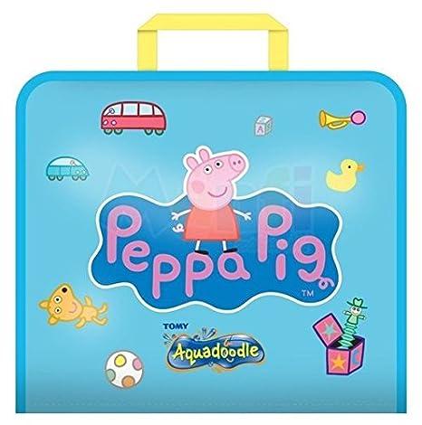 Tomy Cartellina Di Peppa Pig Con Lavagnetta Magica Da Colorare
