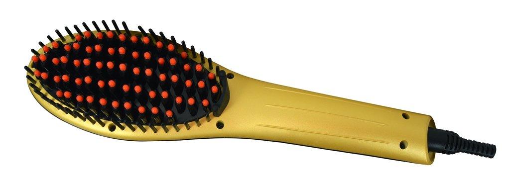 Jocca 6580D - Cepillo alisador de cabello, 50 W, color rosa: Amazon.es: Salud y cuidado personal