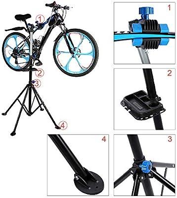 Soporte de reparación de bicicletas Estación de trabajo, soporte ...