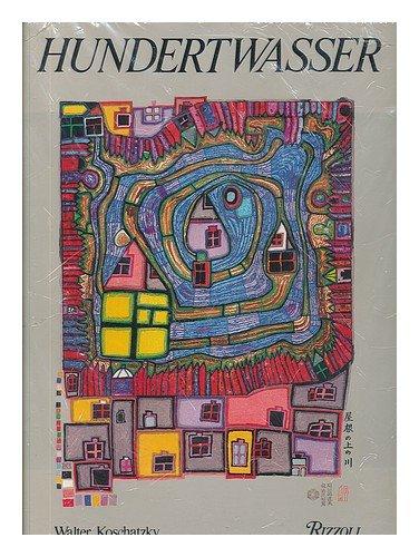 Friedensreich Hundertwasser: The Complete Graphic Work 1951-1986