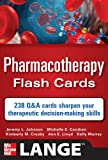 img - for Pharmacotherapy Flash Cards book / textbook / text book