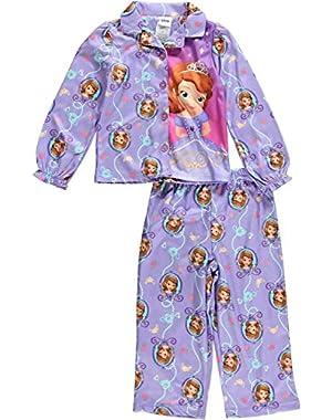 Little Girls' Princess Sofia Pajama Set
