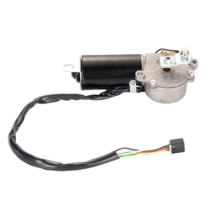 ECCPP 56030005 620-00727 WPM432 Windshield Wiper Motor Replacement fit for 1987-1995 For Jeep Wrangler