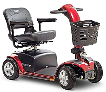 Pride Mobility Scooter >> Amazon Com Pride Mobility Victory 10 4 Wheel Mobility