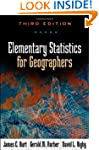 Elementary Statistics for Geographers...