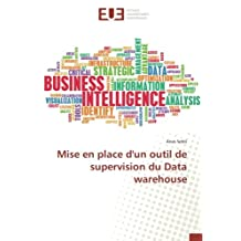 Mise en place d'un outil de supervision du Data warehouse