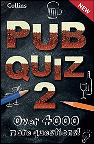 Picture Round Quiz & Answer Sheets 600 Pub Quiz Questions Charity