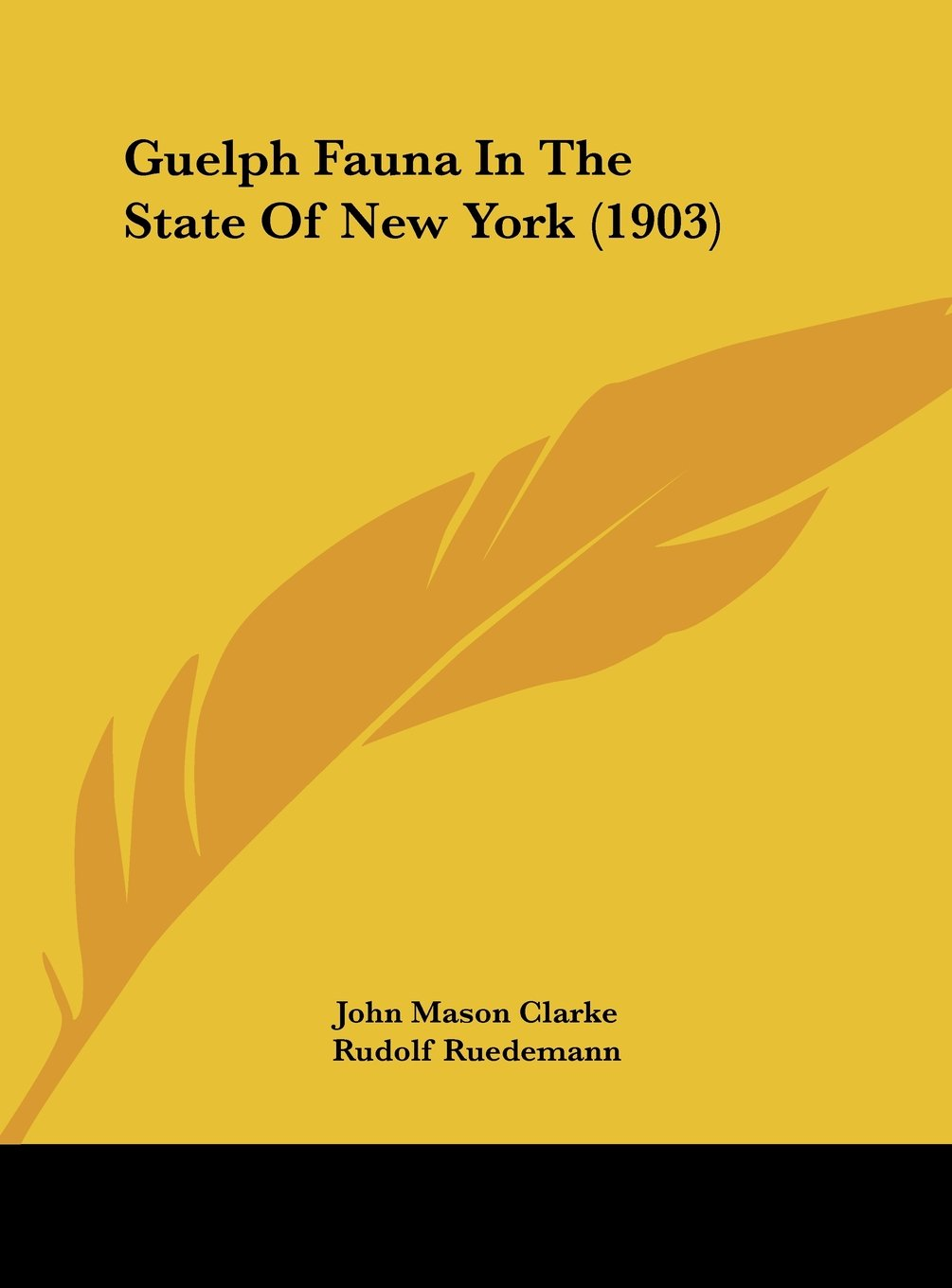 Download Guelph Fauna In The State Of New York (1903) pdf epub