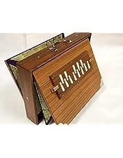Shruti Box, Side Controls, Male, Sardar