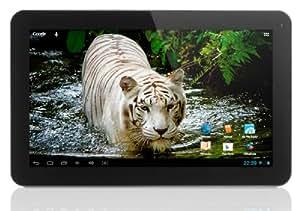 Yarvik Noble 10 8GB Negro, Plata - Tablet (Tableta de tamaño completo, IEEE 802.11n, Android, Pizarra, Android, Negro, Plata)