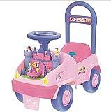 Kiddieland Disney Baby Princess Activity 4-in-1 Ride-On