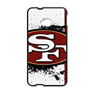 San Francisco 49ers Fahionable And Popular High Quality Back Case Cover For HTC M7