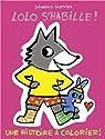 Lolo s'habille ! : Une histoire à colorier par Guettier