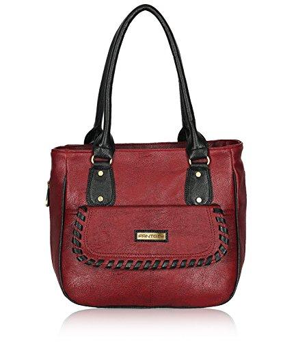 Fantosy Women handbag (Maroon, FNB-651)
