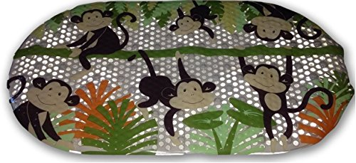 (Mainstays Monkey Bathtub Mat)