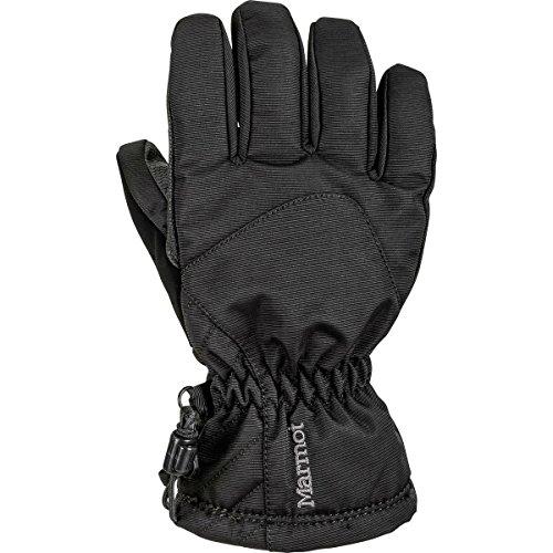 Marmot Girl's Glade Glove, Black, Small