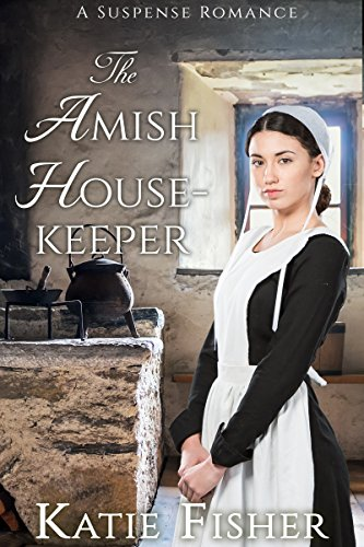 The Amish Housekeeper: A Suspense Romance cover