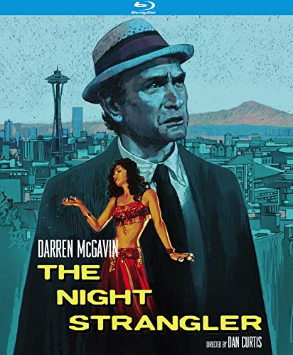 The Night Strangler [Blu-ray]]()