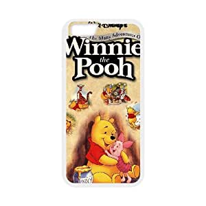 Many Adventures of Winnie the Pooh iPhone 6 4.7 Inch Cell Phone Case White xlb-207988